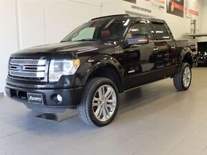 2013 Ford F-150 LIMITED 4X4 ECOBOOST TOIT CUIR NAVI 22