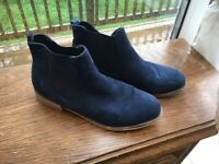 Marks and Spencer's Blue boots