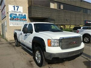 2012 GMC Sierra 3500HD SLE Crew Cab Long Box 4x4 Gas