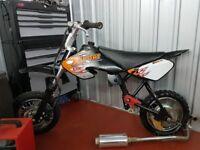 pitbike for parts or repair