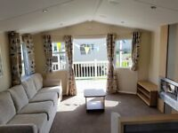 WILLERBY BROCKENHURST 2016 SITED ON NORTH SHORE ''SITE FEES & FULL WRAP AROUND DECKING INCLUDED''