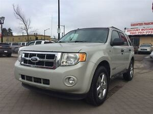 2008 Ford Escape 100 % GUARANTEED FINANCING APPLY NOW DRIVE TOMO