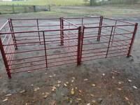 Heavy hurdles