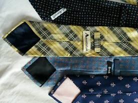 Quality men's ties