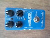 TC Electronics Stereo Delay Pedal with Tone Print