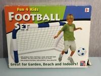 Inflatable football set NEW