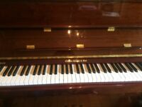 'New' Piano - Charles Howes & Son