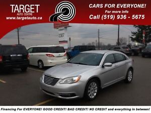 2012 Chrysler 200 Touring Drives Great Very Clean and More !!!