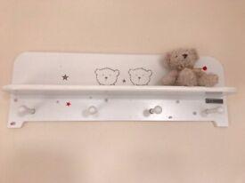 Tutti Bambini Bears Shelf used