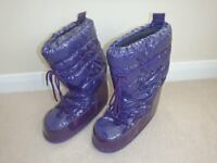 Bart's Snow Boots UK 5-7 excellent condition