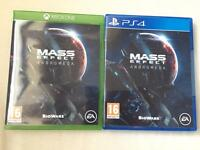MASS EFFECT PS4/XBOX ONE