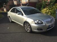 2008 (08) TOYOTA AVENSIS 2.0 D-4D TR 5dr ONE OWNER FULL HISTORY