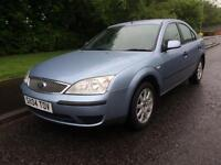 MONDEO 1.8 5DR , MOT FAILURE , BEING SOLD SPARES OR REPAIR