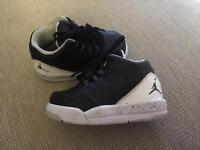 Two Pairs of Nike Air Jordan Toddlers Trainers size 4.5 & 5.5