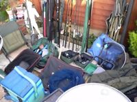 complete course fishing gear