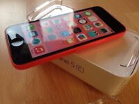 Apple iPhone 5c •Immaculate