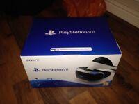 PSVR Headset (BRAND NEW - Not Opened £260) Including Resident Evil 7: Biohazard = £280