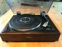 Pioneer PL-12D 'Vintage' Turntable – Fully Refurbished with New Stylus & Belt