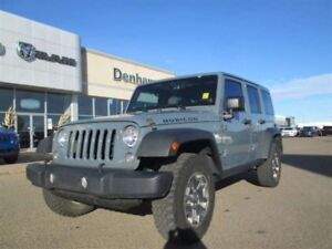 2014 Jeep WRANGLER UNLIMITED Jeep Wrangler RUBICON UNLIMITED