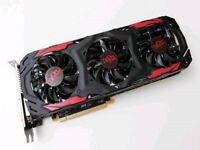 PowerColor Red Devil Radeon RX 480 Graphics Card - 8 GB GDDR5 - 256-bit OVNO