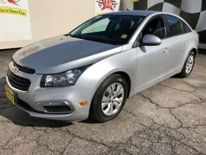 2016 Chevrolet Cruze LT, Automatic, Bluetooth, Only 33, 000km