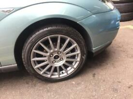 Ford Focus st170 wheels for swap