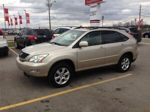 2004 Lexus RX 330 NO ACCIDENTS DEALER SERVICED TIMING BELT DONE! London Ontario image 2