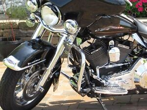 2002 harley-davidson FLHR Road King  $18,000 in Customizing and  London Ontario image 15