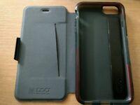 Genuine tech21 iPhone 7 plus classic wallet case