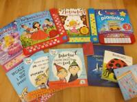 Polish language books for children, Polskie książki dla dzieci