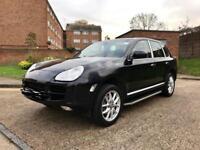 Porsche Cayenne ## Black ## V6 ## Beige Leather ## Very Clean Car ## HPI Clear ##