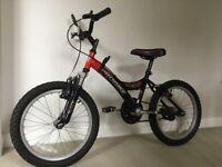 Kids Bike- 16 inch Probike Ninja bicycle