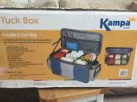 KAMPA TUCK BOX INSULATED COOL BAG - NEW UNOPENED BOX