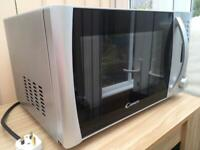 Candy oven/grill combi microwave used for 6 months like new condition
