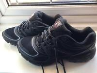 Ladies size 6 Karrimor D30 running trainers
