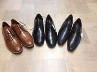 Real Bargain - Men's Shoes, size 11, brand new, 3 pairs