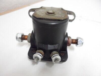 Ford Tractor Starter Solenoid 12 Volt