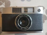 Vintage Ricoh Half Frame Camera