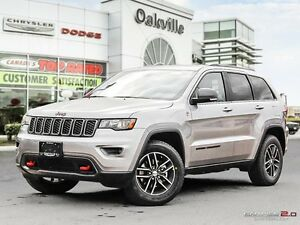 2017 Jeep Grand Cherokee TRAILHAWK | SUNROOF | DEMO CLEAROUT | H