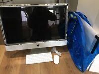 """Apple iMac 27"""" desktop computer - Mid-2011 spares / repair (see details)"""