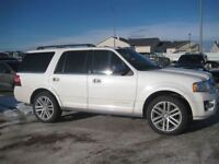 2015 Ford Expedition Platinum DVD 22 Buckets Midrow