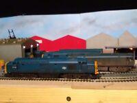 Hornby Lima triang model railways wanted train set Oo gauge