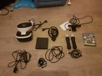 PlayStation vr immaculate condition