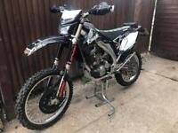 Kawasaki klx450r 63plate