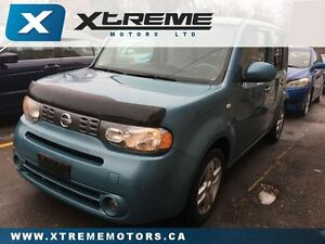 2010 Nissan cube 1.8 S / BACKUP CAMERA/ BLUETOOTH