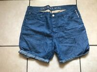POLICE 883 SHORTS SIZE 38 EXCELLENT CONDITION