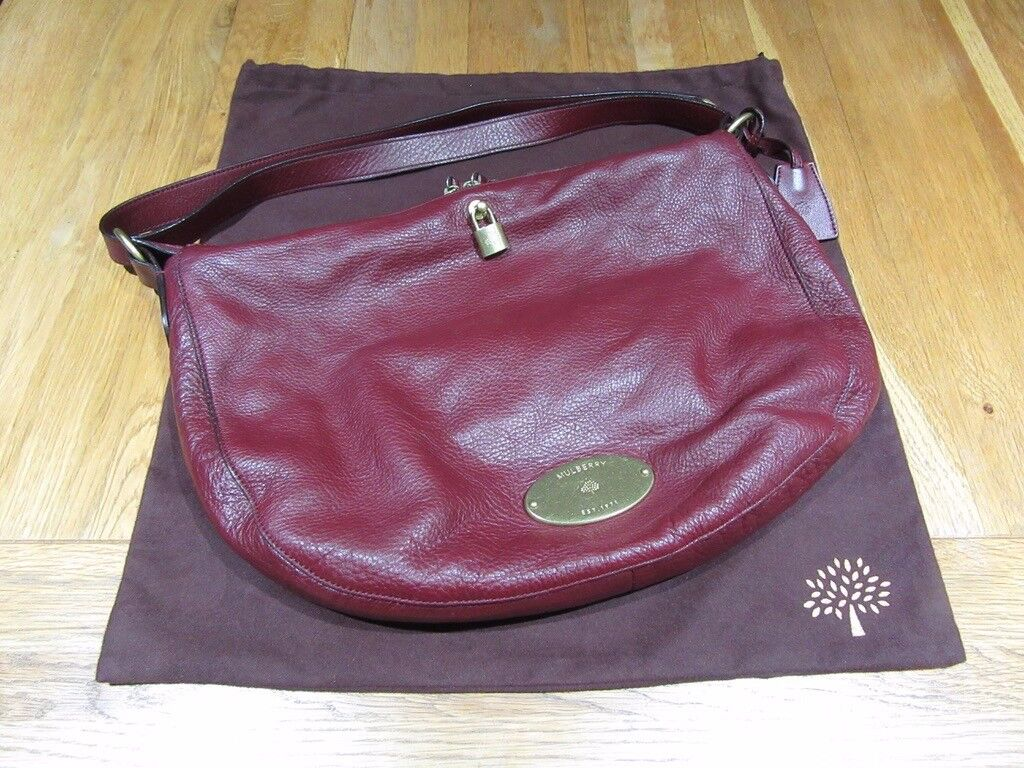 43686ab575 Mulberry Bella Hobo Messenger Bag