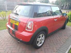 Mini First, late 2013 (63 plate)