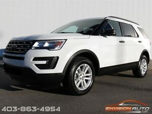 2016 Ford Explorer 4x4 - ONLY 37,000 KMS!  Clean CarProof!