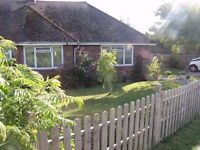 Two bed semi detached council bungalow seeking to swap for one or two bed